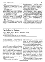 evolutioninaction