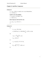 Chapter 8 Solutions