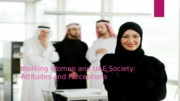 Working Women and UAE Society.pptx