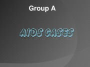 aids cases week 3