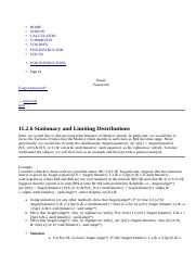 Stationary and Limiting Distributions.html