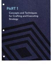 0078029503 Crafting & Executing Strategy The Quest for Competitive Advantage Concepts and Cases