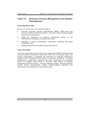 20140828095605_Topic 13 Business Process Management and System Development