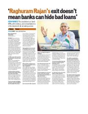 Vinod Rai Interview