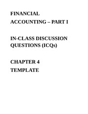 ICQ Template Chapter 4