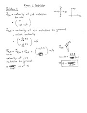 Midterm 1 Solutions