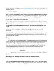 plagiarism exercise for Dropbox1.docx