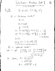 ECSE 306 Problem Set 1 Solutions