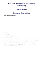 syllabus-instructor