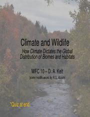 WFC10+F15+Lecture+5+CLIMATE