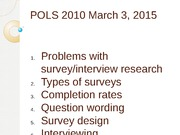 POLS 2010 survey research(1)