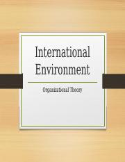 Lecture Six- International Environment (1).pptx