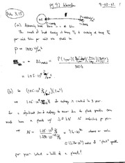 Thermal Physics Solutions CH 3 pg 56