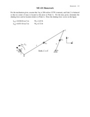 mechanical eng homework 124