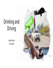 Drinking and driving.pptx