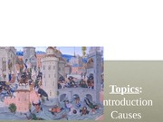 Lecture 27-Hundred Years War