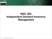 Independent_Demand_Inventory_Management_-part 2