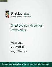 OM330 - 03 - Ch06 Processes analysis.pptx