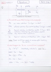 PHYS 346 Fall 2012 Midterm 2 Solutions
