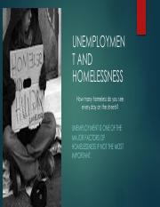 unemployment and homelessness.pdf