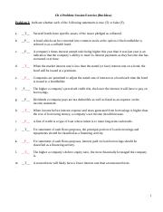 Ch 4 Problem Session Exercise_Buckless