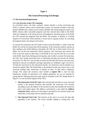 The_Central_Processing_Unit_Design