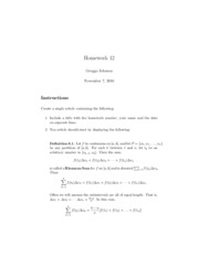 Latex-Homework2