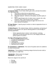 MARKETING STUDY GUIDE 2_StudyGuide