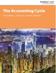 the-accounting-cycle