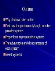 electoral systems-2.ppt