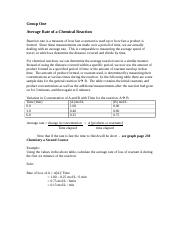 Chem 30 - Rxn Rates - JigsawRate of a Chemical Reac 1 (2).doc