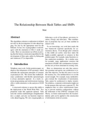 hash tables and smps.pdf