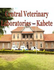 OVERVIEW OF CENTRAL VETERINARY LABORATORIES – KABETE 2015 (1).pdf