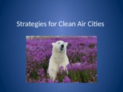 Class 8 air energy and urban form