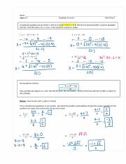 Day 2 Quadratic Formula Notes KEY.pdf