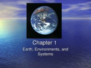 Chapter 1 Basics of Geography
