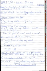 MAT101_Lecture1_Notes_Solving_Linear_Equations_&_Matrices