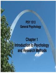 psy 1513 chapter1 student online Fall 13 (1)