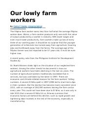 Our lowly farm workers.docx