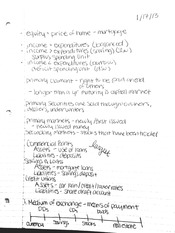 Money, Banking, and Finance class notes on equity (2014-08-28 162613)