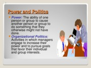 Power emergence of conflict ppt