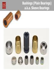 Lect 26. Plain Bearings Castro(2)