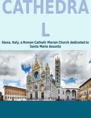 SIENA CATHEDRAL REPORT.pptx