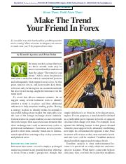 (Trading) FX_Make_The_Trend_Your_Friend_In_Forex(Agostino_&_Dolan,2004,traders.com)_[pdf].pdf