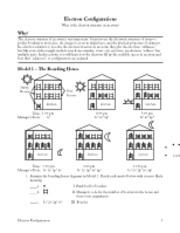Pogil Activities For High School Chemistry Worksheet ...