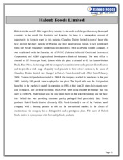 46502749-Case-Study-of-Haleeb-Food