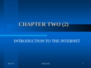stid1103~ch2(Introduction_to_Internet)