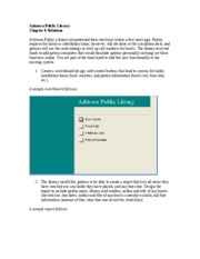 Chapter 06_Ashtown_Public_Library_Solution
