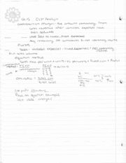 Ch 5 and 6 Notes