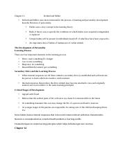 Chapter 13  study guide  Dollard and Miller